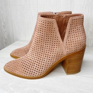 1. State | Larocka Perforated Ankle Bootie Sz. 10